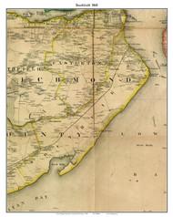 Southfield, New York 1860 Old Town Map Custom Print - NYC Environs