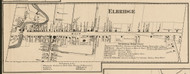 Elbridge Village, New York 1859 Old Town Map Custom Print - Onondaga Co.