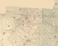 Benton (partial) Township, Pennsylvania 1879 Old Town Map Custom Print - Lackawanna Co.