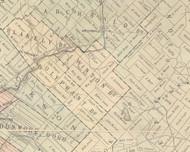 Winton Boro Township, Pennsylvania 1879 Old Town Map Custom Print - Lackawanna Co.