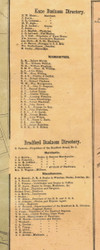 Kane & Bradford Business Directory - McKean Co., Pennsylvania 1871 Old Town Map Custom Print - McKean Co.