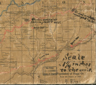 Title of Source Map - Tioga Co., Pennsylvania 1862 - NOT FOR SALE - Tioga Co.