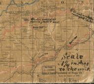 Title of Source Map - Tioga Co., Pennsylvania 1862 - NOT FOR SALE - Tioga Co.
