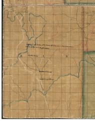 Elk Township, Pennsylvania 1862 Old Town Map Custom Print - Tioga Co.