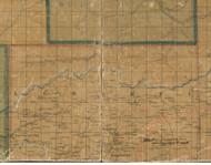 Liberty Township, Pennsylvania 1862 Old Town Map Custom Print - Tioga Co.