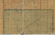 Morris Township, Pennsylvania 1862 Old Town Map Custom Print - Tioga Co.