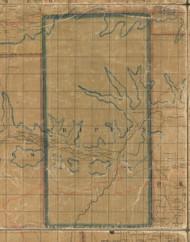 Shippen Township, Pennsylvania 1862 Old Town Map Custom Print - Tioga Co.