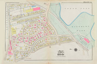 Cambridge Ward 9 Fresh Pond Parkway Plate 32, 1930 - Old Street Map Reprint -Cambridge 1930 Atlas