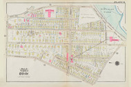 Cambridge Ward 9 Lexington Avenue Plate 31, 1930 - Old Street Map Reprint -Cambridge 1930 Atlas