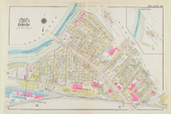 Cambridge Ward 11 Massachusetts Avenue Plate 30, 1930 - Old Street Map Reprint -Cambridge 1930 Atlas