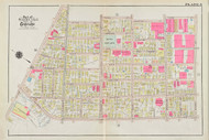Cambridge Wards 5 & 6 Dana Square Plate 5, 1930 - Old Street Map Reprint -Cambridge 1930 Atlas