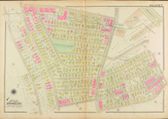 Plate 7, Harvard Street, 1927 - Old Street Map Reprint - Coolidge Playground,Winchester Street, Mason Terrace, Lawton Street -Brookline 1927 Atlas