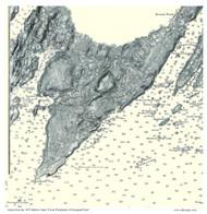 Pemaquid Point 1879 - Maine Harbors Custom Chart