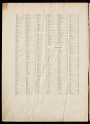 Street Index - page 4, 1900 - Old Street Map Reprint - Middlesex Co. Atlas Vol.1 - Cambridge Area