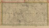 Little Sioux, Iowa 1884 Old Town Map Custom Print - Woodbury Co.
