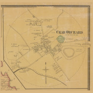 Crab Orchard Village, Precinct 3, Kentucky 1879 - Lincoln Co.