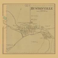 Hustonville Village, Precinct 5, Kentucky 1879 - Lincoln Co.
