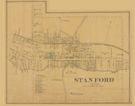 Stanford Village, Precinct 1, Kentucky 1879 - Lincoln Co.