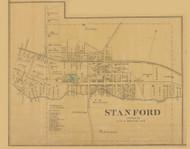 Stanford Village, Precinct 1, Kentucky 1879 - Lincoln Co.