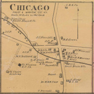 Chicago Village, Precinct 6, Kentucky 1877 - Marion Co.