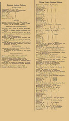 Business Notices, Lebanon & Marion County, Kentucky 1877 -