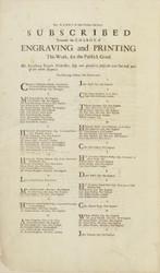 Subscribers, 1734 New England Coasting Pilot - USA Regional Pg 3