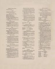 Jamestown Business Directory, New York 1867 - Old Town Map Reprint - Chautauqua Co. Atlas