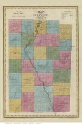 Allegany County New York 1829 - Burr State Atlas