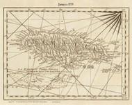 West Indies 1775 - Jamaica Custom