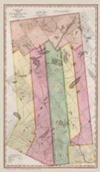 Hamilton County New York 1840 - Burr State Atlas