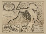 Havana 1762 Universal Magazine - Cuba Cities