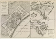 New Orleans BPL 1759 - Old Map Reprint - Louisiana Cities