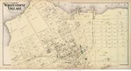Whitestone Village (Northern Part) - Flushing, New York 1873 Old Town Map Reprint - Queens Co. (LI)