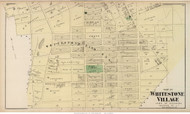 Whitestone Village (Southern Part) - Flushing, New York 1873 Old Town Map Reprint - Queens Co. (LI)
