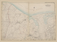 Part of Smithtown, New York 1909 - Old Town Map Reprint - Suffolk Co. Atlas North Vol. 2 Page 3
