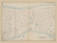 Part of Riverhead & Southold, New York 1909 - Old Town Map Reprint - Suffolk Co. Atlas North Vol. 2 Page 10