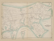 Part of Southold, New York 1909 - Old Town Map Reprint - Suffolk Co. Atlas North Vol. 2 Page 11
