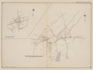 Greenlawn and Smithtown Branch, New York 1909 - Old Town Map Reprint - Suffolk Co. Atlas North Vol. 2 Page 19