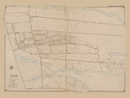 Islip, New York 1902 - Old Town Map Reprint - Suffolk Co. Atlas South Vol. 1 Page 12