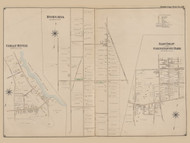 Great River, Bohemia, East Islip and Connetquot Park, New York 1902 - Old Town Map Reprint - Suffolk Co. Atlas South Vol. 1 Page 13