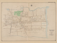 Sayville, New York 1902 - Old Town Map Reprint - Suffolk Co. Atlas South Vol. 1 Page 14