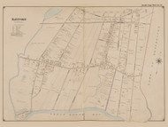 Bayport, New York 1902 - Old Town Map Reprint - Suffolk Co. Atlas South Vol. 1 Page 15