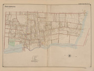 Patchogue, New York 1902 - Old Town Map Reprint - Suffolk Co. Atlas South Vol. 1 Page 17