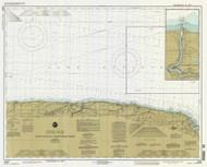 Braddock Point to Thirty Mile Point 1995 Lake Ontario Harbor Chart Reprint 24