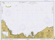 Grand Marais to Big Bay Point 1996 Lake Superior Harbor Chart Reprint 93