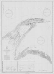 Big Bay Point to Redridge 1946 Lake Superior Harbor Chart Reprint 94