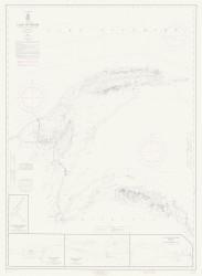 Big Bay Point to Redridge 1964 Lake Superior Harbor Chart Reprint 94