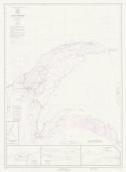 Big Bay Point to Redridge 1973 Lake Superior Harbor Chart Reprint 94