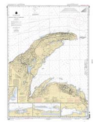 Big Bay Point to Redridge 2004 Lake Superior Harbor Chart Reprint 94
