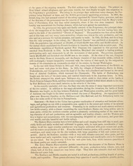 Maryland Text 2, Maryland 1866 Old Map Reprint 7